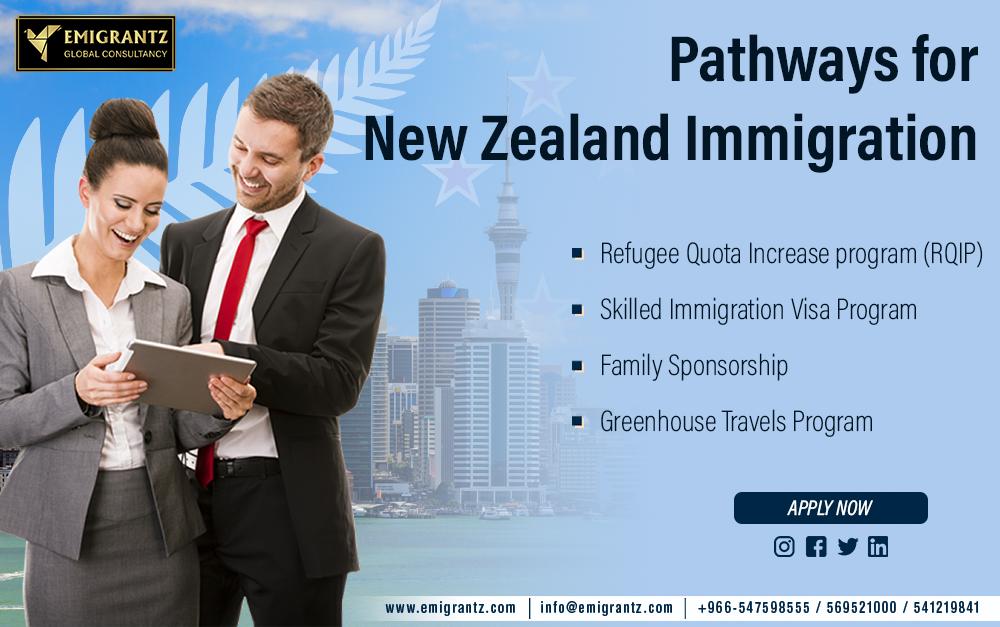 Pathways to New Zealand
